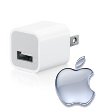 Apple USB Power Adapter for iPod & iPhone (c) Apple