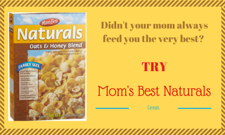 REVIEW:  Mom's Naturals Cereal – Naturally Delicious!