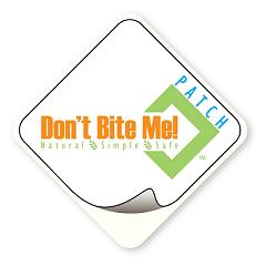 Don't Bite Me Patch – a Great All-Natural Alternative to Sprays!