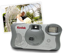 Disney's New Fairy Tale Weddings Camera by Kodak