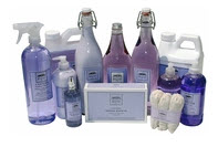 The Good Home Co Lavender Scented Bath, Body & Household Products