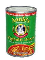 Annie's Homegrown P'sghetti Loops with Soy Meatballs – Hello Childhood!