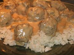 Salisbury Meatballs