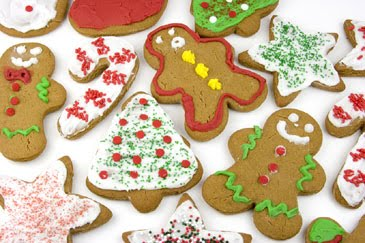 Blog Tour: Christmas Cookies to Make and Give