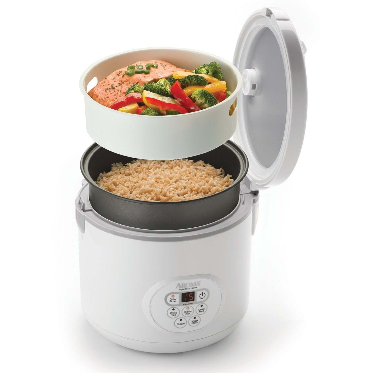 My New Rice Cooker Does More Than Rice, It Does Oatmeal, Bulgar, And