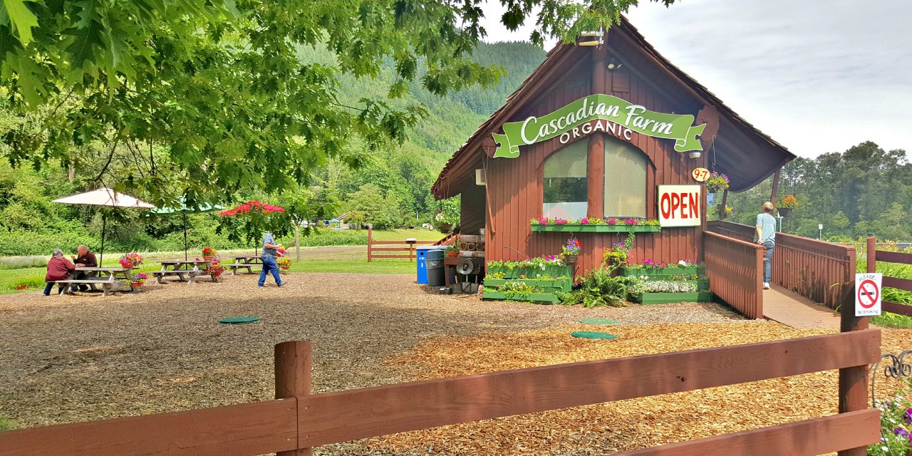Cascadian Farm Organic Foods – Good Food and Great Recipes