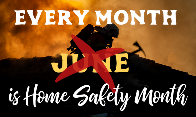 June Is Home Safety Month – Be Safe With First Alert