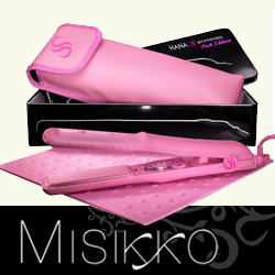 Shop for professional flat irons, hair dryers, and curling irons at Misikko