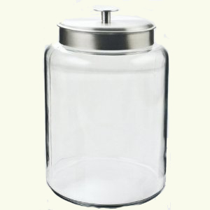 Anchor Hocking Montana 2-1/2 Gallon Storage Jar