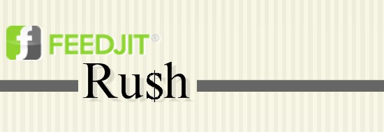 Feedjit Rush Advertising - is it worth the money?  Review of the new service