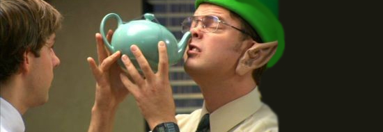 """The Office"" Neti Pot Episode"