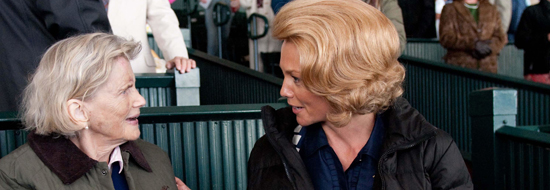 Penny Chenery and Diane Lane as Penny Chenery in Secretariat - Used with permission from the Walt Disney Company