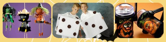 Free Halloween Crafts and Costume Ideas from Hershey's 2010