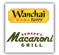 Wanchai Ferry and Romano's Macaroni Grill Contest and Giveaway