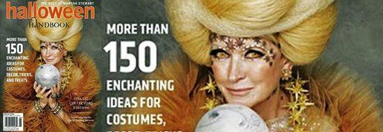 Martha Stewart Halloween 2010 Special Edition Magazine