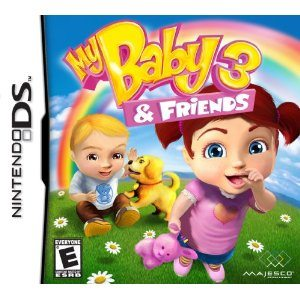My Baby 3 & Friends - New for the Nintendo DS