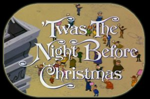 'Twas The Night Before Christmas Deluxe Edition DVD Movie