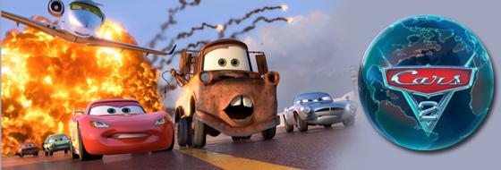 Cars 2 Photos and Sneak Peek Trailer Released