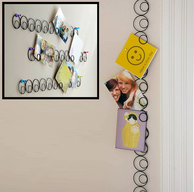 Pottery Barn Kids Wire Wall Loop Ideas