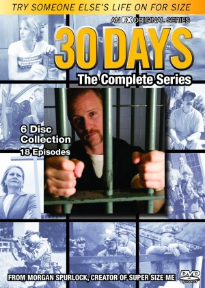 30 days - complete series on DVD