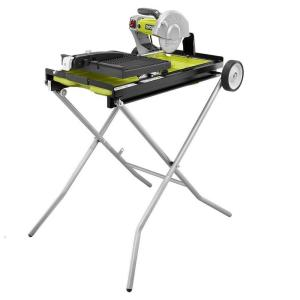 Ryobi 7 in Portable Tile Cutting Saw - Skip it!