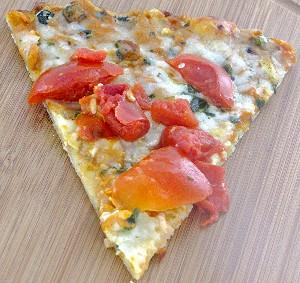 My FRESCHETTA® Simply Inspired Classic Bruschetta pizza