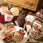 Shari's Berries Gourmet Food Treats Delivered
