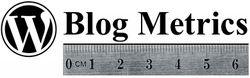 WordPress Plugin Blog Metrics Logo