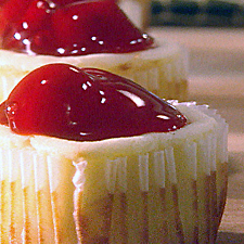 Paula Deen's Easy Mini Cheesecakes