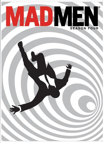 Mad Men Season Four on DVD or Blu-ray