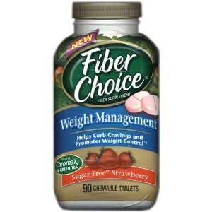 Adding Fiber To My Diet As Easy As Chewing a Couple of Tablets?