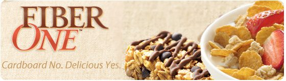 Fiber One Cereal and Bars - new flavors!