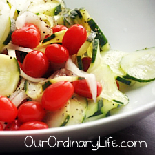 Kristen from Our Ordinary Life tried out this recipe and submitted this fabulous photo