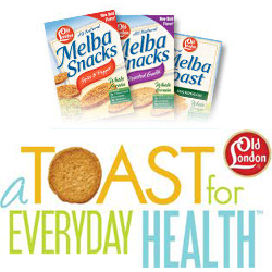 Melba Toast Recipes and Nutritional Information
