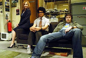 The IT Crowd Cast Photo