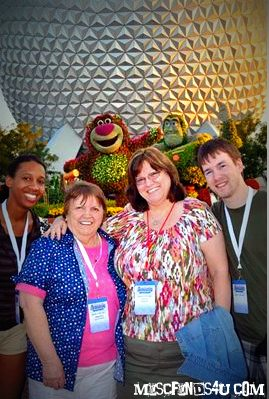 Epcot Flower and Garden Event at WDW