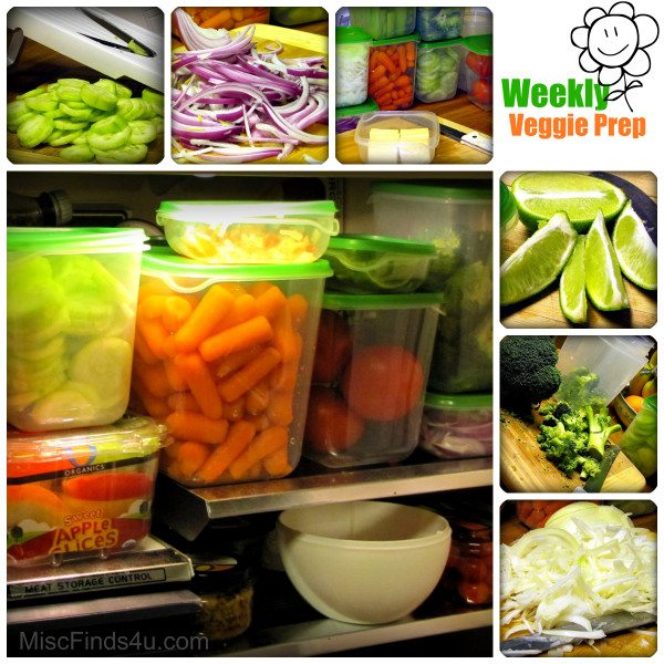 Stocking My Fridge With Fresh Vegetables Helps Me Stay On My Diet Plan