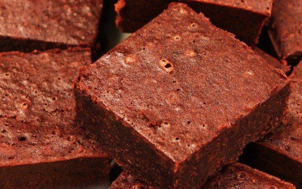 Gluten-Free Black Bean Mocha Brownies – 2 WWPP