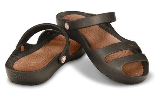 Crocs Cleo II women's sandals - good looking and comfortable!