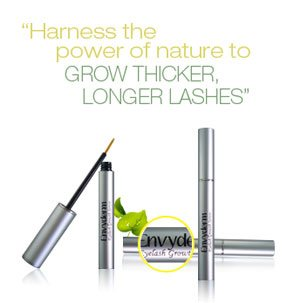 EnvyDerm Brow and Lash Lengthening Non-Prescription Serum