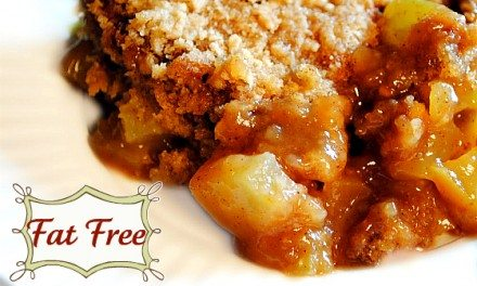 Granny Smith Apple Cobbler Recipe – Fast, Easy and Fat-Free