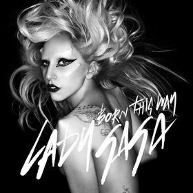 Lady Gaga Born this Way Album Cover