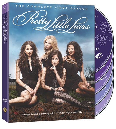 Pretty Little Liars Season One on DVD