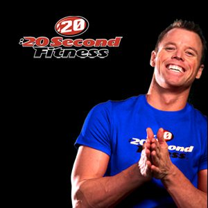 Spencer Larson - co-creator of 20 Second Fitness Intense Home Workout System and Program