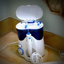 Add the Waterpik Ultra Water Flosser WP 100 to your Dental Care Routine