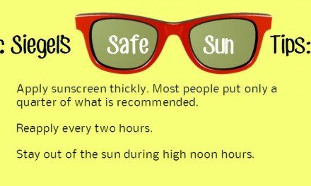Sun Safe Tips for the Family – Prevention is the Answer