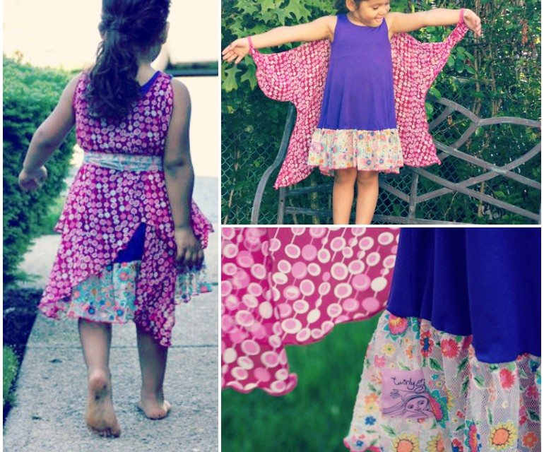 TwirlyGirl Wings of Wonder Dress Review