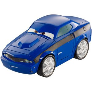 1:27 scale Cars 2 racer - American Agent