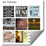 Inspirational Quotes About Being Thankful and/or HOPE