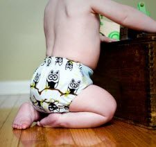 GroVia Gro-To-Go Summer Diaper Kit for Babies on the GO!